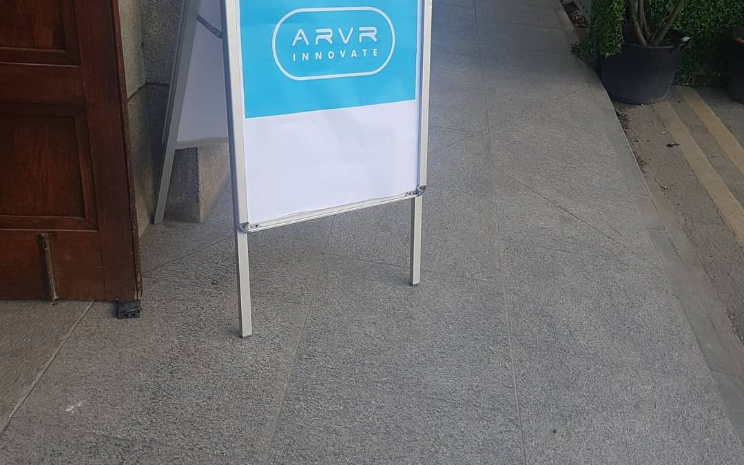 We Went To ARVR INNOVATE!
